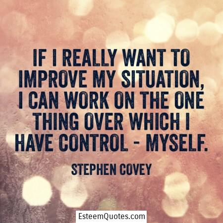 Self Improvement Quotes Simple Self Improvement Quotes  Esteem Quotes