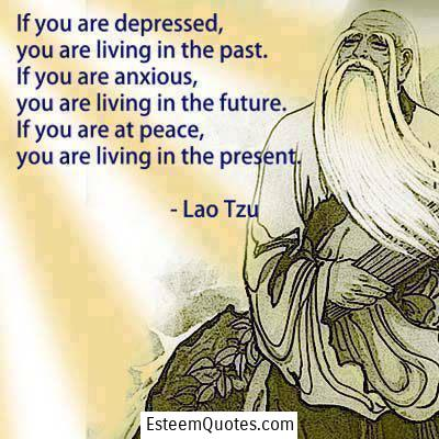 lao tzu quote, quote on depression